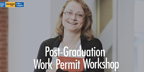 Post Graduate Work Permit Online Information Session tickets