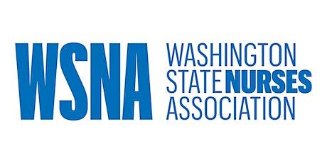 The 2021 Washington State Nurses Convention - Sponsorship Registration tickets