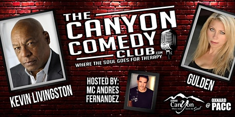 Kevin Livingston &  Gulden - Comedy In The Courtyard Oxnard tickets