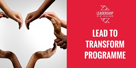 LEAD TO TRANSFORM PROGRAMME 2021 tickets