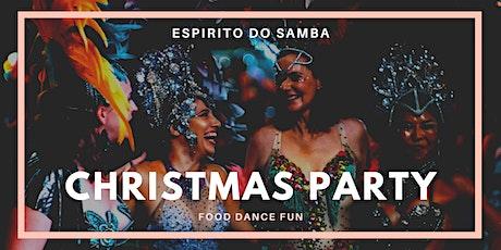 Espirito do Samba Christmas Party tickets