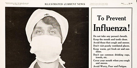Connecticut and the Pandemic of 1918 tickets