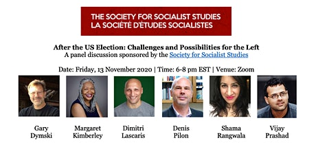 After the US Election: Challenges and Possibilities for the Left tickets