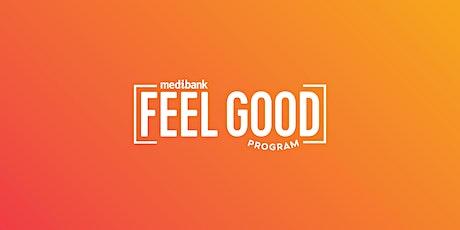 Medibank Feel Good Program - Yoga tickets