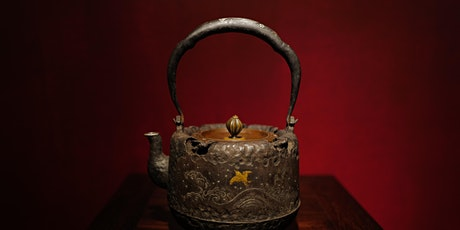 Reincarnation - The Second Life of Antique Japanese Kettles tickets