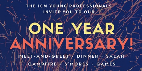 ICM Young Professionals One Year Celebration! tickets