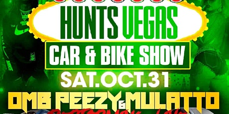 HUNTSVEGAS FALL FEST tickets