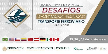 Desafíos de la Formación Técnica en el Transporte Ferroviario Mexicano entradas