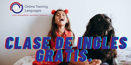 Inglés GRATIS para Niños boletos