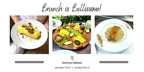 Brunch is Belissima tickets