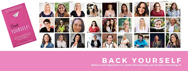 Back Yourself Business Festival image