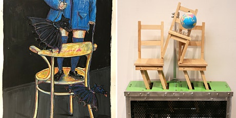 Virtual Opening Reception with Artists Daveed Shwartz and Jim Jenkins tickets