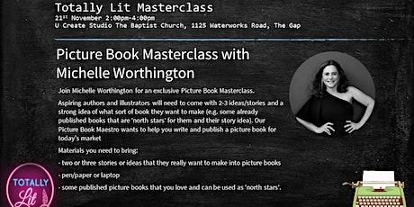 Totally Lit Masterclass Feat. Michelle Worthington tickets