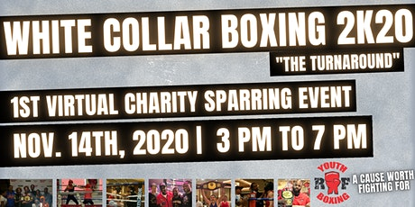 White Collar Boxing 2K20 tickets