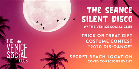 The Séance: Halloween Silent Disco tickets