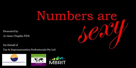 Numbers are Sexy - Free Workshop tickets