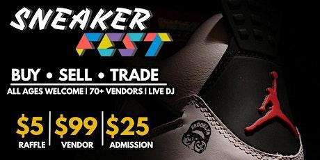 SNEAKER FEST 2020 tickets