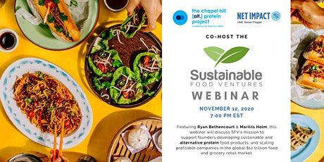 Sustainable Food Ventures Webinar tickets