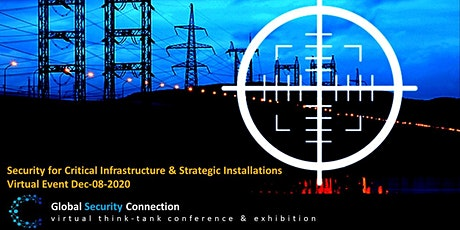 Global Security Connection Virtual Event: Critical Infrastructure Edition tickets