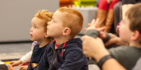 Storytime – Macquarie Regional Library tickets