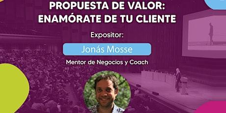 Taller virtual: Propuesta de valor: Enamórate de tu cliente entradas