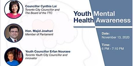 Youth Mental Health Awareness Virtual Summit tickets