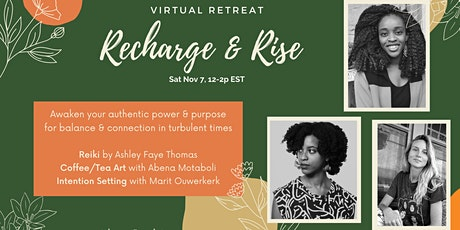 Restorative Self-Care, Art Making and Reiki Healing - A Mini Retreat tickets