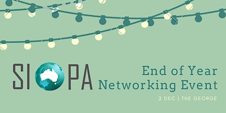 End of Year Networking Celebration tickets