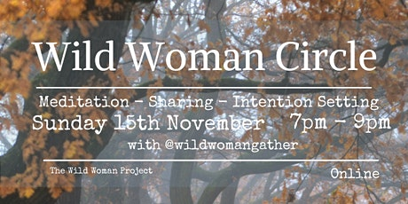 Online Wild Woman New Moon Circle tickets