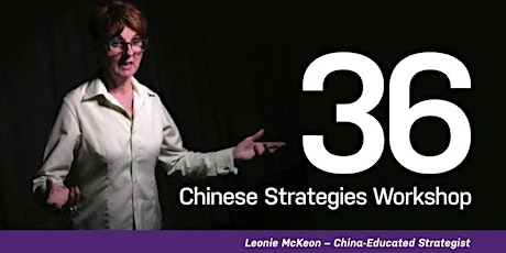 Chinese Business Negotiation Strategies - Workshop tickets