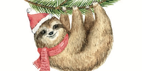 Xmas Sloth - WellCo Cafe (Dec 18 7pm) tickets