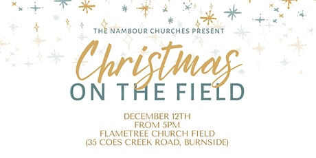 Christmas On the Field tickets