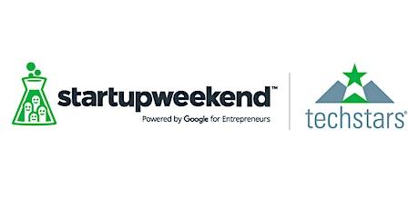 Techstars Startup Weekend Online Buenos Aires AI 11/2020 entradas