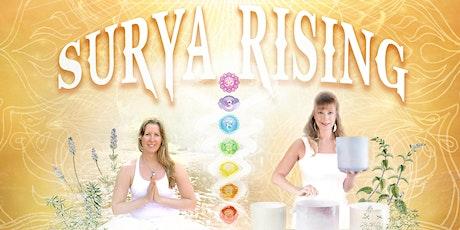 Surya Rising: A Retreat for the Solar Plexus Chakra tickets