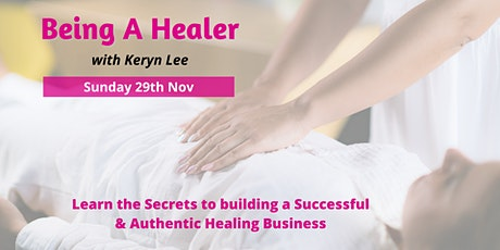 Being A Healer tickets