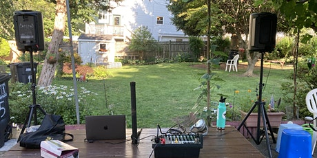 Sunset 5Rhythms in the Garden with Ajay Rajani tickets