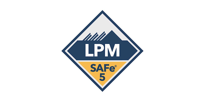 SAFe® Lean Portfolio Management 5.0.1 – Remote