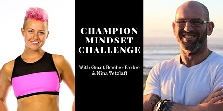Champion Mindset Challenge tickets