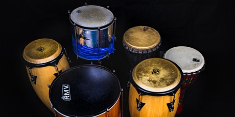 Drum workout in AFrican & Latin Beats- Intermediate course tickets