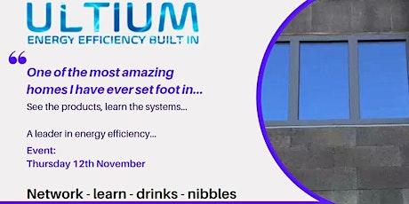 ENERGY EFFICIENT BUILDING - ULTIUM tickets