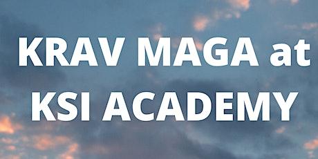 Krav Maga Self Defense Classes at KSI Academy - 7:30pm Class tickets