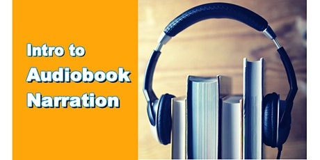 Intro to Audiobook Narration tickets