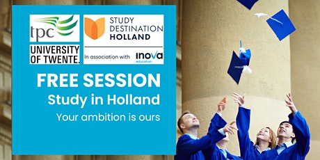 Estudia tu carera en la Universidad de Twente con Twente Pathway College tickets