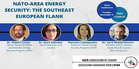 NATO-Area Energy Security: The Southeast European Flank tickets