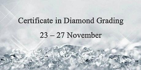 5 Days Certificate in Diamond Grading