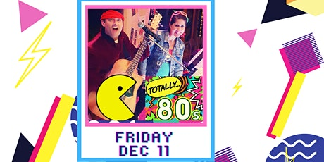 Ambra goes TOTALLY 80's!! Xmas Edition No. 2 // Fri Dec 11 tickets