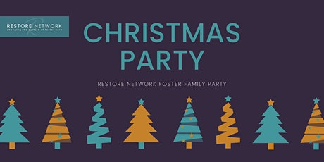Restore Network Christmas Party- Williamson tickets