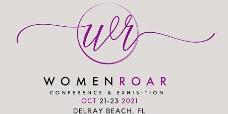 Women Roar Conference tickets