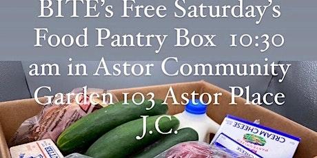Free Fresh Food tickets