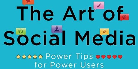 Book Review & Discussion : The Art of Social Media tickets
